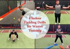 Infield Drills for Indoor Training