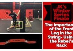 JK' Winter Series- The Front Leg