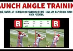 Launch Angle Training
