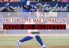 Max Hip & Shoulder Separation