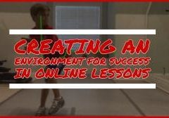 Creating an Environment for Success