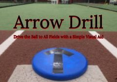 Opposite Field Hitting Drill