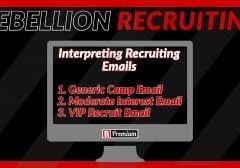 Recruit Email