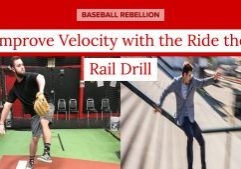 Improve Velocity with the Ride The Rail