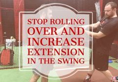 Rolling Over and Increasing Extension