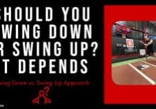 SHould You swing up or down