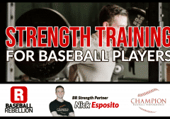 Strength Training for Baseball Players