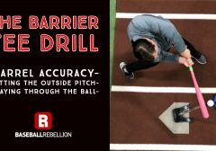 The Barrier Tee Drill