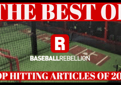 The Best Hitting Articles