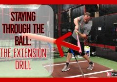The Extension Noodle Drill