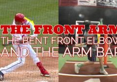 The Front Arm Bar and Bent Front Elbow
