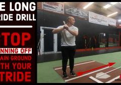 The Long Stride Drill