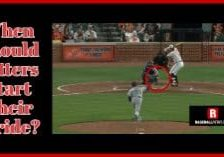 When Should Hitters Start Their Stride_