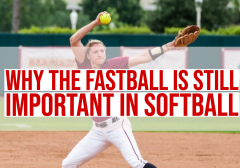 Fastball is Important for Softball
